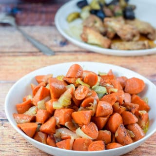 Sauteed Carrots | Velvety Side Dish