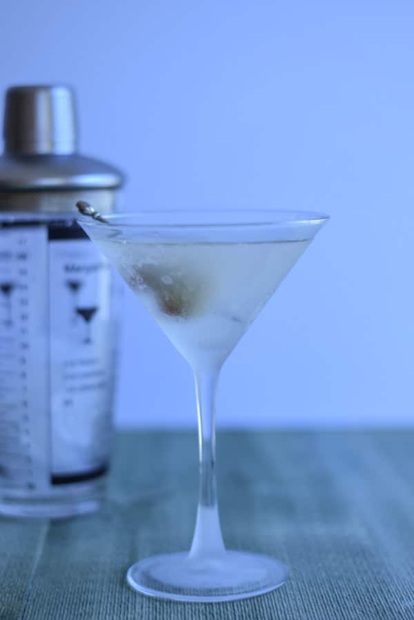 My Perfect Dirty Martini