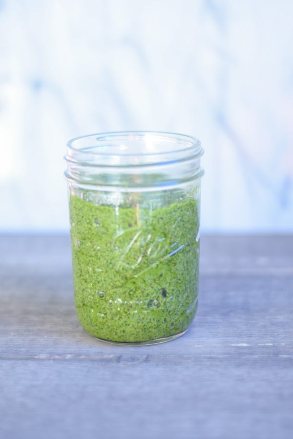 Pesto Spread 8