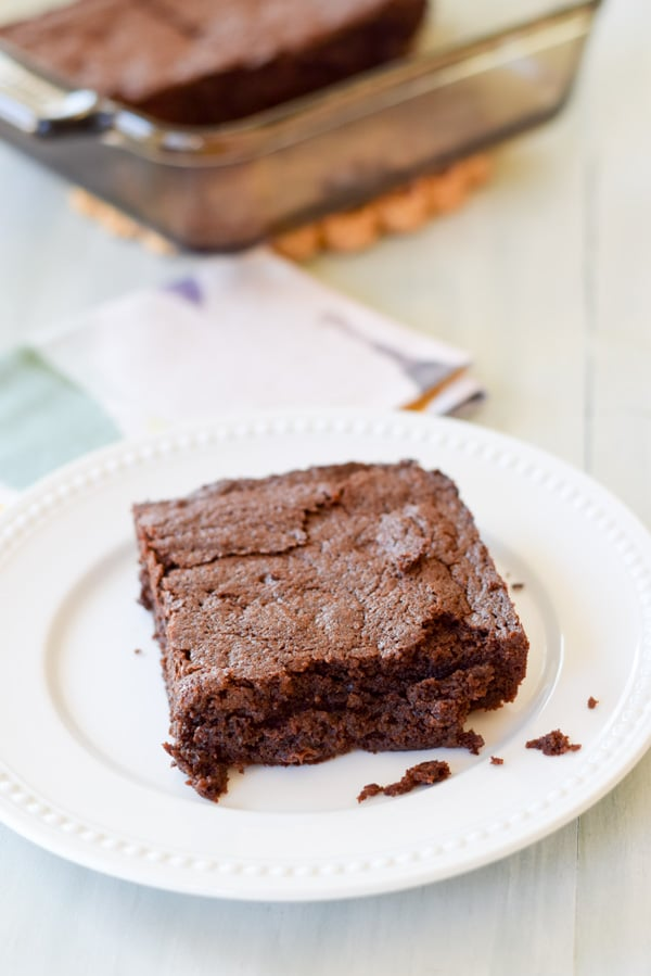 Best from scratch brownies that will make you cry ready to be eaten