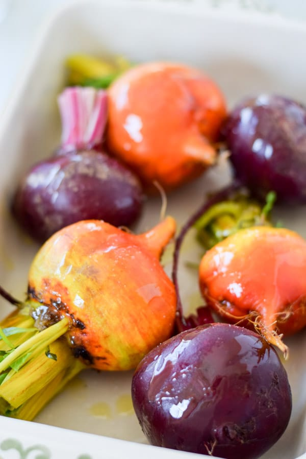 Simple Tasty and Beautiful Roasted Beets-3