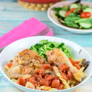 Chicken Marengo | Hearty and Comforting