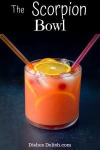 Scorpion Bowl for Pinterest