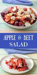 Apple and Beet Salad
