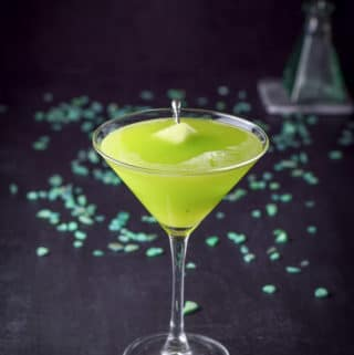 Magnificent Melon Ball Cocktail
