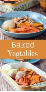 Baked Vegetables Recipe