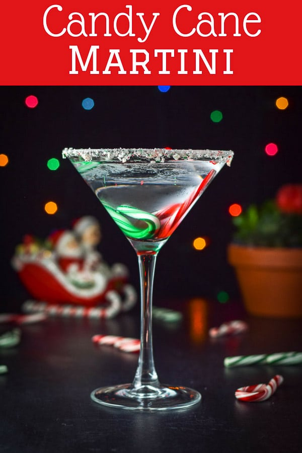 Holiday Chocolate Candy Cane Martini is delectably delicious and a fun drink! It's perfect for the holidays! It's a drink you must sip because it is on the sweet side but oh, so good! #martini #holiday #holidaycocktail #cocktail #drink #dishesdelish #dishesdelishcocktails https://ddel.co/hcccm