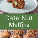 Date Nuts Muffins