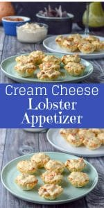 Phyllo Cream Cheese Lobster Appetizer is so good you will wonder where it's been all your life. Easy to make and so tasty, your guests will thank you!! Or you can eat it by yourself and be thankful!