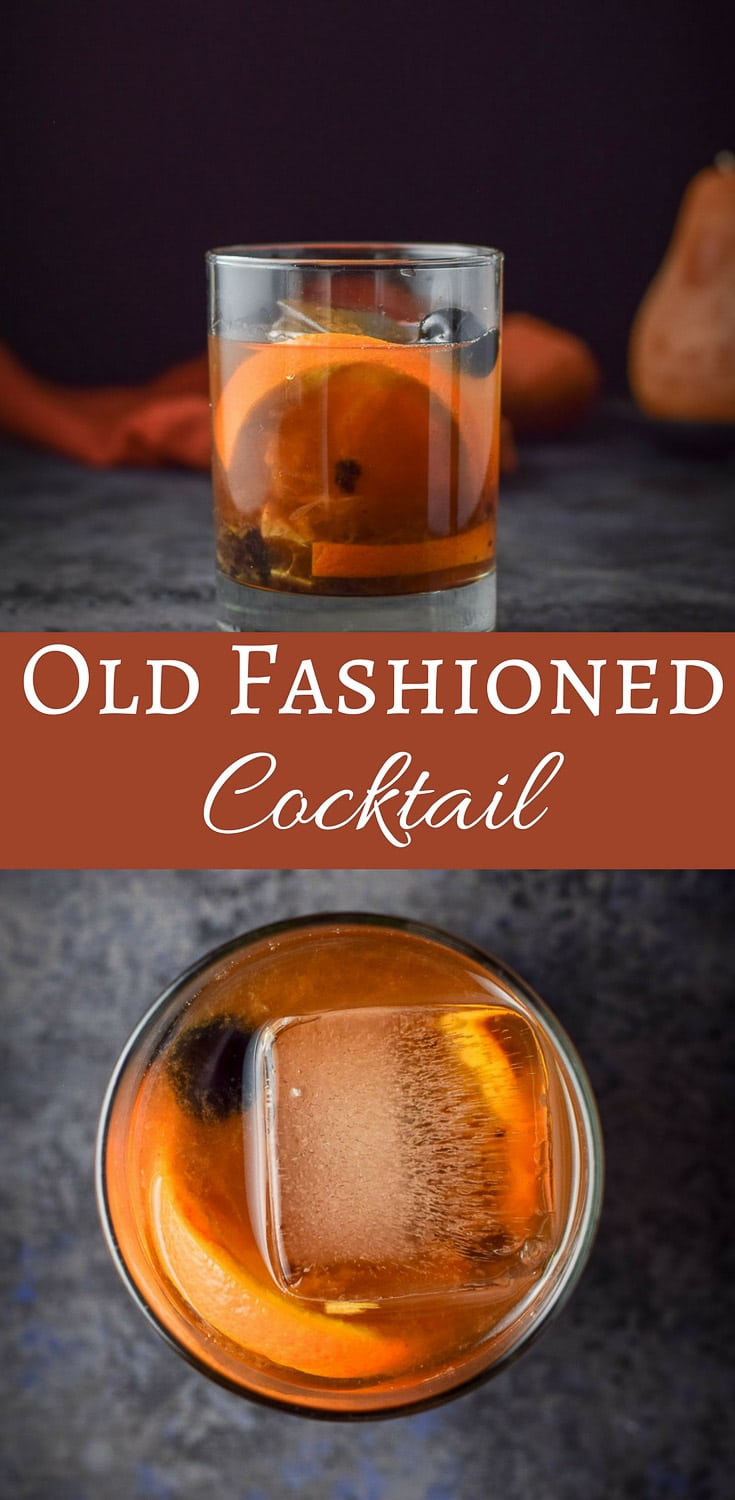 The classic old fashioned cocktail will transport you to the mad men set. Okay, not really but you will feel cool drinking it! #oldfashioned #cocktail #drink #dishesdelish #dishesdelishdrinks https://ddel.co/cofc