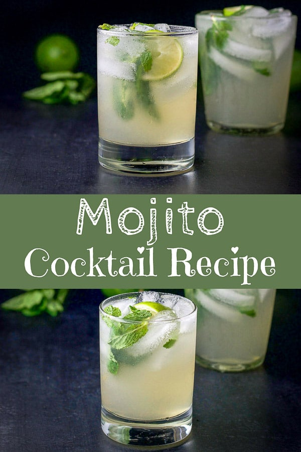 This mojito cocktail recipe is worth the time it takes to muddle the mint!  It is perfectly balanced and delightfully refreshing!  #mojito #mint #summerdrink #dishesdelishcocktails http://ddel.co/mmojito