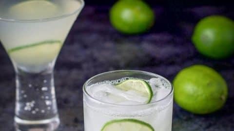 Vodka Gimlet Recipe