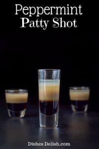 Peppermint Patty Shot for Pinterest