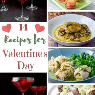 14 Recipes for Valentine's Day