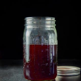 Cherry Infused Bourbon