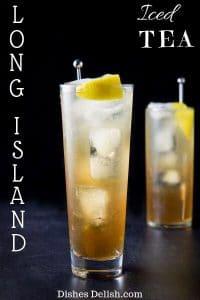 Long Island Iced Tea for Pinterest