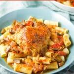 Instant Pot Chicken Cacciatore for Pinterest 3