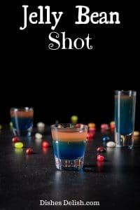 Jelly Bean Shot for Pinterest