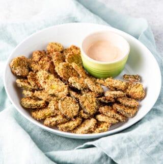 Air Fryer Pickles 1200
