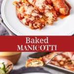 Baked Manicotti for Pinterest 4