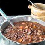 Instant Pot Black Bean Soup for Pinterest 3
