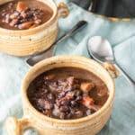 Instant Pot Black Bean Soup for Pinterest 5